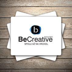 Logo design pre BeCreative