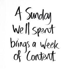 Amen. #happysunday