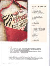 Crystelle Boutique's Melissa Handbag in Haute Handbags Magazine