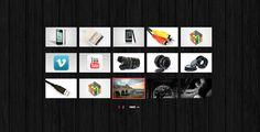 jQuery Fullscreen Grid Gallery