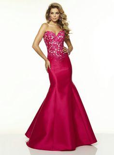 Beformal.com.au SUPPLIES Charming Mermaid Sweetheart Floor-Length Formal Dress With beading Red Formal Dresses