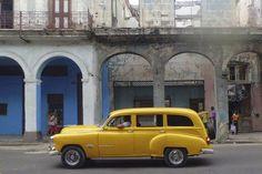 un lindo taxi