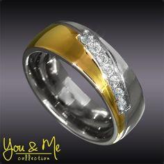 You & Me Collection - Obrúčky, Zásnubný prsteň ¤ Internetový obchod šperkov