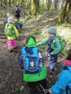 Plein Air, Under Armour, Backpacks, Activities, Nature, Grow Taller, Exit Room, Children, Projects