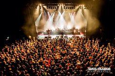 Concert Kaiser Chiefs in Doornroosje Nijmegen
