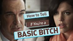 "How To Tell if You're a Basic Bitch ""that's some unoriginal ratchet shit."" hahahaha @Meghan Kallhoff"