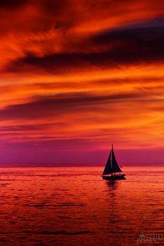 -Sailing - Los Angeles, California.