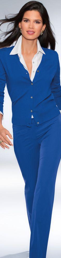 Madeleine Fall V Office Fashion, Business Fashion, Business Style, Only Fashion, Blue Fashion, Casual Wear, Casual Dresses, Madeleine Fashion, Winter Typ