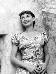Audrey Hepburn (1929-1993), date unknown.