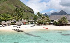 moorea | Picture taken at the Hilton Moorea Lagoon Resort & Spa in the French ...