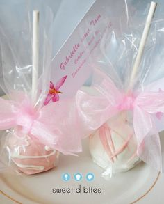 Bridal Shower Favors - Cute inexpensive and yummy!