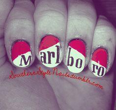 Marlboro Reds - A Southern Cigarette