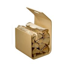 Artek Kanto Magazine / Firewood Rack : Remodelista