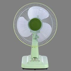 Our oscillating solar table fan delivers quiet and personal cooling all in a compact modern design. It can be placed any position in your home and match any home decor. Solar Fan, Stand Fan, Ceiling Fan, Compact, Modern Design, Home Appliances, Cool Stuff, Table, Home Decor