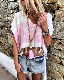 summer, mood, necklace, bohemian, bohochic, hippie