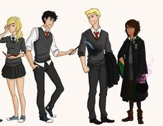 Heroes of Olympus Harry potter style