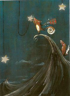a caccia di stelle (1) by Maddalena Gerli