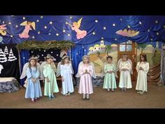 Jasełka | Przedszkole nr 1. Nowa Sarzyna 2013r. |cz.I - YouTube Crafts For Kids, Youtube, Education, Mouth And Foot Painting, Happy New Year Images, Holiday Parties, Paintings, Crafts For Children, Kids Arts And Crafts
