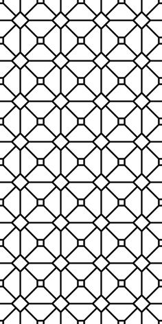 Seamless monochrome grid pattern