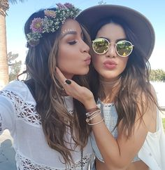 Festival Look Julie Sariñana - Sincerely Jules - Coachella 2016 | via: sincerelyjules.com