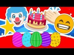 ¿EMOJIS QUE CANTAN en Huevos Sorpresa? | Aprender Colores y Canciones #2 | Plim Plim - YouTube Minions Happy Birthday Song, Birthday Songs, Minions Despicable Me, My Minion, Funny Minion, Epic Texts, Funny Texts, Funny Jokes, Minions Funny Images