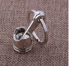 car styling Automotive Parts Key Rings Model Alloy Key Chain for Audi  BMW vw skaoda seat mazda toyota lada ford