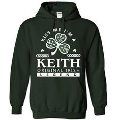 I Love KEITH st patrick day T-Shirts