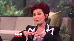 The Talk - Sharon Osbourne Would Testify against AEG at the Michael Jackson Wrongful Death Trial Sharon Osbourne, Jackson Family, Trials, Michael Jackson, Death, Concert, Red, Recital, Concerts
