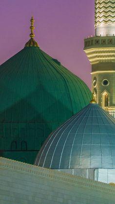 Al-Nawabi Mosque :: Saudi Arabia Mecca Islam, Mecca Kaaba, Mosque Architecture, Religious Architecture, Islamic Images, Islamic Pictures, Mecca Wallpaper, Pastel Wallpaper, Al Masjid An Nabawi