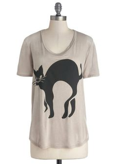 SOLD Modcloth Gato Have It Shirt, Size Small. Washed, but never worn.