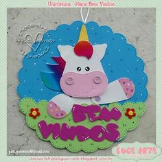 Crafts To Make, Crafts For Kids, Unicorn Crafts, Foam Sheets, Craft Day, Diy Door, Animal Crafts, Wood Design, Craft Fairs