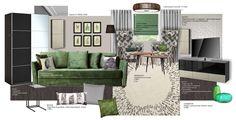 Консультации по Подбор и расстановка мебели в одной комнате. 5-7 тыс.руб.