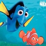 Nemo and Dory wallpaper. Nemo Dori, Finding Nemo Quotes, Finding Dory, Finding Memo, Kids Night Out, Adventure Film, Pixar Movies, Disney Movies, Disney Characters