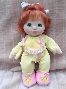 MY Child Doll RED Topknot Aqua Charcoal Minty | eBay