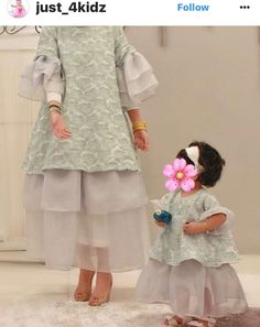 Moslem Fashion, Arab Fashion, Kids Fashion, Trendy Dresses, Fashion Dresses, Girls Dresses, Arabic Dress, Muslim Dress, Oriental Fashion