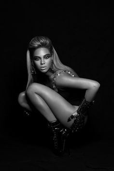 Beyonce. Who runs the world? Girls! #GIRLSKICKASS