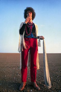 Eric Clapton-wow look at those pants!