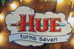 Hue's Adventure Time Themed Party – Stage Details