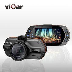 자동차 DVR 카메라 Dvr의 비카 S6 Ambarella A7LA50 1296 마력 밤 비전 캠코더 LDWS 비디오 레코더 GPS 추적기 Speedcam
