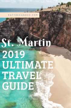Martin 2019 travel guide and itinerary! Everything you need to visit the island post-hurricane - where to stay, eat, and have the best vacation! Also includes, my list of favorite secluded beaches! Caribbean Vacations, Best Vacations, Maui Vacation, Vacation Spots, St Marteen Island, St Maarten Beaches, Jamaica Travel, Secluded Beach, Island Life