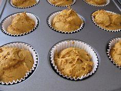 WW 2PP each -- Pumpkin Spice Muffins