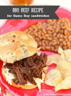 bbq beef recipe for sandwiches