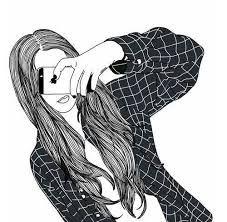 Resultado de imagen para black and white drawings