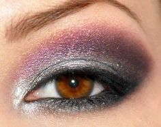 Beautiful eyeshadow!
