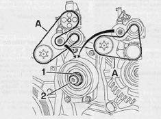 Engine, Peugeot Partner Citroen Verlingo 1996 1997 1998