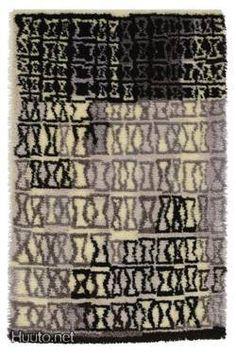 Finnish rug 60s
