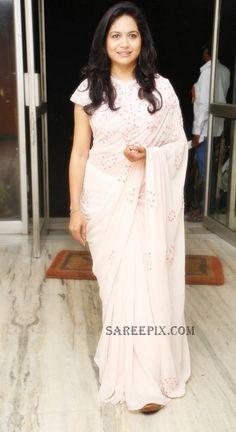 singer sunitha rao in saree at Raagam short film launch