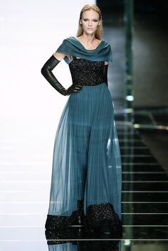 What the Lady of Greywater Watch would wear, Elie Saab