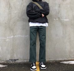 Dope Outfits For Guys, Stylish Mens Outfits, Indie Outfits, Retro Outfits, Boy Outfits, Casual Outfits, Vintage Outfits, Mode Streetwear, Streetwear Fashion