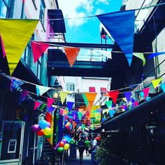 Happy to report Instagrammable conditions in Oslo these days! #oslopride is on until July 2nd  : #oslopride2017